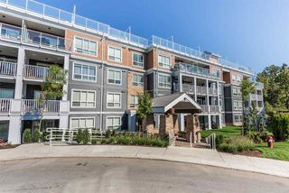 "Photo 1: 402 6470 194 Street in Surrey: Clayton Condo for sale in ""WATERSTONE"" (Cloverdale)  : MLS®# R2250963"