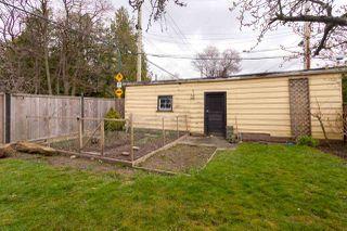 Photo 24: 6102 WINDSOR Street in Vancouver: Fraser VE House for sale (Vancouver East)  : MLS®# R2254483