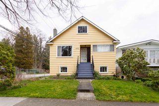 Photo 1: 6102 WINDSOR Street in Vancouver: Fraser VE House for sale (Vancouver East)  : MLS®# R2254483