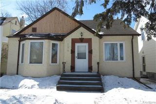 Main Photo: 184 Semple Avenue in Winnipeg: Scotia Heights Residential for sale (4D)  : MLS®# 1808115