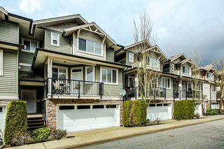 """Photo 1: 7 11720 COTTONWOOD Drive in Maple Ridge: Cottonwood MR Townhouse for sale in """"COTTONWOOD GREEN"""" : MLS®# R2261572"""