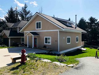 "Photo 1: 822 BRITANNIA Way: Britannia Beach House for sale in ""BRITANNIA BEACH"" (Squamish)  : MLS®# R2270055"