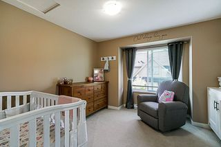"""Photo 15: 10 6450 187 Street in Surrey: Cloverdale BC Townhouse for sale in """"Hillcrest"""" (Cloverdale)  : MLS®# R2288599"""