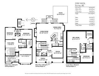 "Photo 20: 5782 148TH Street in Surrey: Sullivan Station House for sale in ""SAWYER'S WALK"" : MLS®# R2293377"
