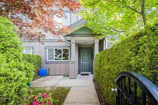 "Photo 1: 3 9420 FERNDALE Road in Richmond: McLennan North Townhouse for sale in ""SPRINGLEAF"" : MLS®# R2319665"