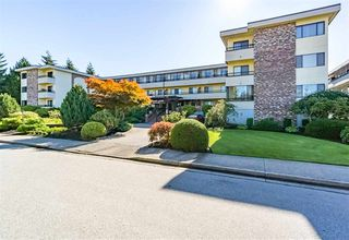 "Main Photo: 212 20460 54 Avenue in Langley: Langley City Condo for sale in ""WHEATCROFT MANOR"" : MLS®# R2329924"