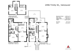Photo 19: 2496 TRINITY Street in Vancouver: Hastings East House for sale (Vancouver East)  : MLS®# R2332097
