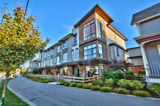 """Main Photo: 5 16488 64 Avenue in Surrey: Cloverdale BC Townhouse for sale in """"Harvest at Bose Farm"""" (Cloverdale)  : MLS®# R2333299"""