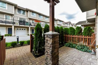 "Photo 2: 32 19752 55A Avenue in Langley: Langley City Townhouse for sale in ""Marquee"" : MLS®# R2334999"