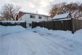 Photo 20: 699 McMeans Avenue East in Winnipeg: East Transcona Residential for sale (3M)  : MLS®# 1901928