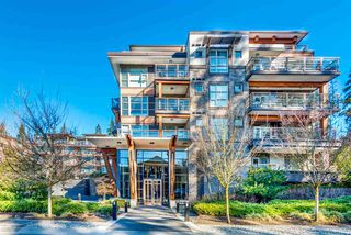 "Main Photo: 103 3606 ALDERCREST Drive in North Vancouver: Roche Point Condo for sale in ""DESTINY 1 at Raven Woods"" : MLS®# R2349917"