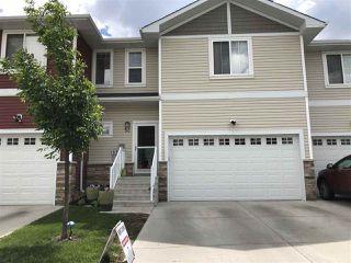 Main Photo: 450 MCCONACHIE Way in Edmonton: Zone 03 Townhouse for sale : MLS®# E4150252