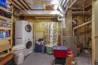 Photo 25: 21 3075 TRELLE Crescent in Edmonton: Zone 14 Townhouse for sale : MLS®# E4151292