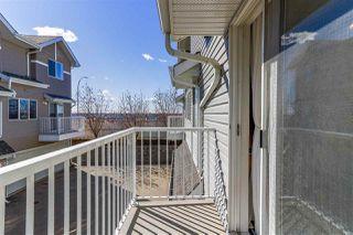 Photo 20: 21 3075 TRELLE Crescent in Edmonton: Zone 14 Townhouse for sale : MLS®# E4151292