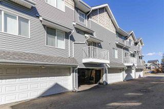 Photo 21: 21 3075 TRELLE Crescent in Edmonton: Zone 14 Townhouse for sale : MLS®# E4151292