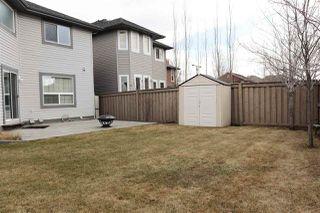 Photo 29: 8107 SHASKE Drive in Edmonton: Zone 14 House for sale : MLS®# E4154574