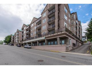 "Photo 1: 208 33165 2ND Avenue in Mission: Mission BC Condo for sale in ""Mission Manor"" : MLS®# R2377764"