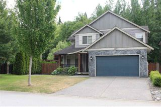 "Photo 1: 24572 KIMOLA Drive in Maple Ridge: Albion House for sale in ""HIGHLAND FOREST"" : MLS®# R2384009"
