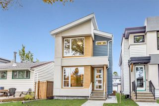 Main Photo: 9511 70 Avenue in Edmonton: Zone 17 House for sale : MLS®# E4185404