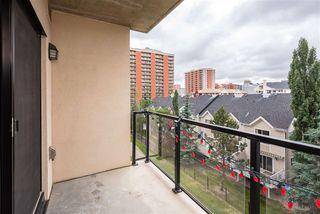 Photo 23: 405 10303 111 Street in Edmonton: Zone 12 Condo for sale : MLS®# E4204172