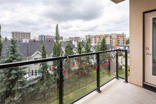Photo 22: 405 10303 111 Street in Edmonton: Zone 12 Condo for sale : MLS®# E4204172