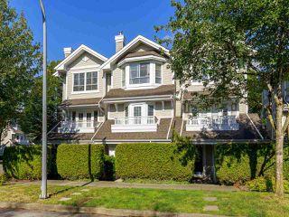 "Photo 1: 2 22000 SHARPE Avenue in Richmond: Hamilton RI Townhouse for sale in ""Richmond Mews"" : MLS®# R2472490"