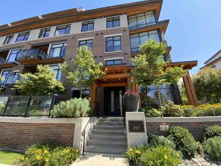 Photo 2: 315 262 SALTER Street in New Westminster: Queensborough Condo for sale : MLS®# R2476476