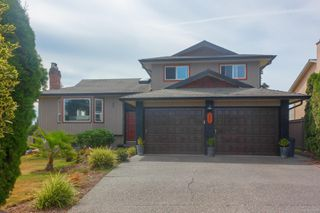 Main Photo: 2081 Skyline Cres in : CS Keating House for sale (Central Saanich)  : MLS®# 853588