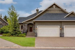 Main Photo: 264 ELBOW RIDGE Haven in Rural Rocky View County: Rural Rocky View MD Semi Detached for sale : MLS®# A1035591