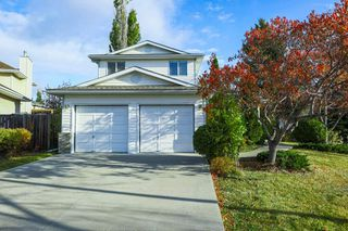 Photo 1: 147 RHATIGAN Road E in Edmonton: Zone 14 House for sale : MLS®# E4218545
