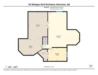 Photo 32: 147 RHATIGAN Road E in Edmonton: Zone 14 House for sale : MLS®# E4218545