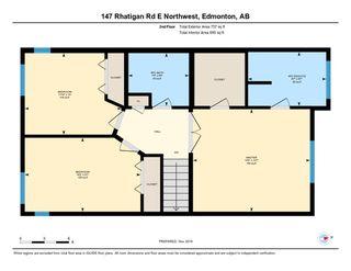 Photo 31: 147 RHATIGAN Road E in Edmonton: Zone 14 House for sale : MLS®# E4218545