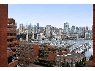 "Photo 5: 805 1450 PENNYFARTHING Drive in Vancouver: False Creek Condo for sale in ""Harbour Cove One"" (Vancouver West)  : MLS®# V878118"