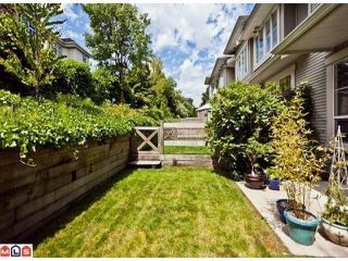 "Photo 7: 68 14952 58TH Avenue in Surrey: Sullivan Station Townhouse for sale in ""HIGHBRAE"" : MLS®# F1116716"