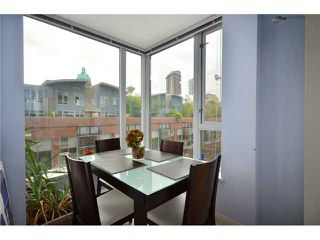"Photo 4: 603 550 TAYLOR Street in Vancouver: Downtown VW Condo for sale in ""THE TAYLOR"" (Vancouver West)  : MLS®# V922562"