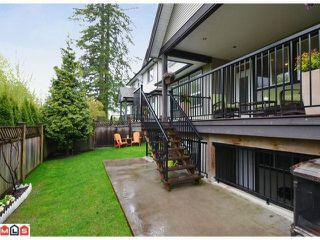Photo 9: 19906-71st Avenue in Langley: Willoughby Heights House for sale : MLS®# f1201673