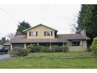 Photo 1: 21741 HOWISON AV in Maple Ridge: West Central House for sale : MLS®# V942196
