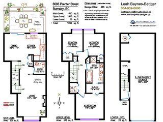 Photo 10: 6683 PRENTER Street in Burnaby: Highgate Condo for sale (Burnaby South)  : MLS®# V946265