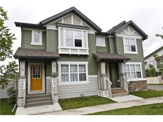 Photo 1: 176 EVERSYDE Boulevard SW in CALGARY: Evergreen Residential Attached for sale (Calgary)  : MLS®# C3543318