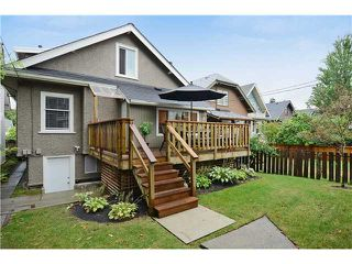 Photo 13: 2135 W 45TH Avenue in Vancouver: Kerrisdale House for sale (Vancouver West)  : MLS®# V1034931