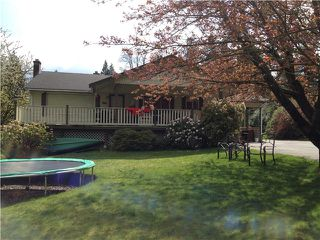 Main Photo: 32611 DOWNES Road in Abbotsford: Matsqui House for sale : MLS®# F1400924