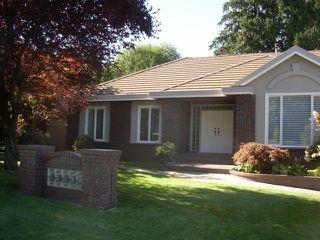 "Photo 1: 8891 164 Street in Surrey: Fleetwood Tynehead House for sale in ""Fleetwood Estates"" : MLS®# F1404485"