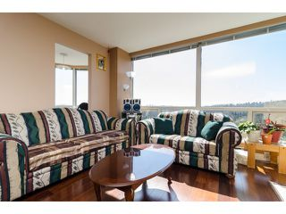 "Photo 3: 1405 9623 MANCHESTER Drive in Burnaby: Cariboo Condo for sale in ""STRATHMORE TOWERS"" (Burnaby North)  : MLS®# V1053890"