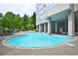 "Photo 12: 1405 9623 MANCHESTER Drive in Burnaby: Cariboo Condo for sale in ""STRATHMORE TOWERS"" (Burnaby North)  : MLS®# V1053890"