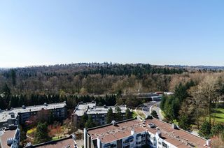 "Photo 11: 1405 9623 MANCHESTER Drive in Burnaby: Cariboo Condo for sale in ""STRATHMORE TOWERS"" (Burnaby North)  : MLS®# V1053890"