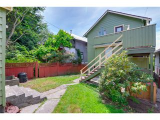 "Photo 19: 637 E 24TH Avenue in Vancouver: Fraser VE House for sale in ""FRASER"" (Vancouver East)  : MLS®# V1072465"