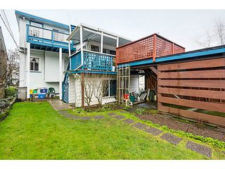 Photo 19: 4368 W 15TH Avenue in Vancouver: Point Grey House for sale (Vancouver West)  : MLS®# V1101227