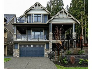 Photo 1: 3533 GALLOWAY Avenue in Coquitlam: Burke Mountain House for sale : MLS®# V1106374
