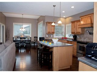 Photo 5: 15 CIMARRON PARK Bay: Okotoks House for sale : MLS®# C4027129