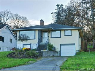 Photo 1: 745 Newbury St in VICTORIA: SW Gorge Single Family Detached for sale (Saanich West)  : MLS®# 715998